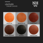 Leather Color Overview