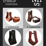 Stirrup Overview Reiner / Western Dressage