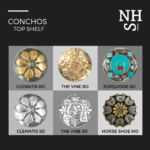 Concho Selection Top Shelf