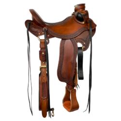 Letitia Wade Saddle