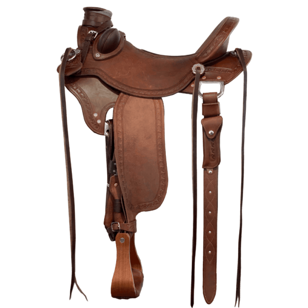 Suit Western Heavy Duty Saddle Stand Swinging fender Stock /& English Saddles