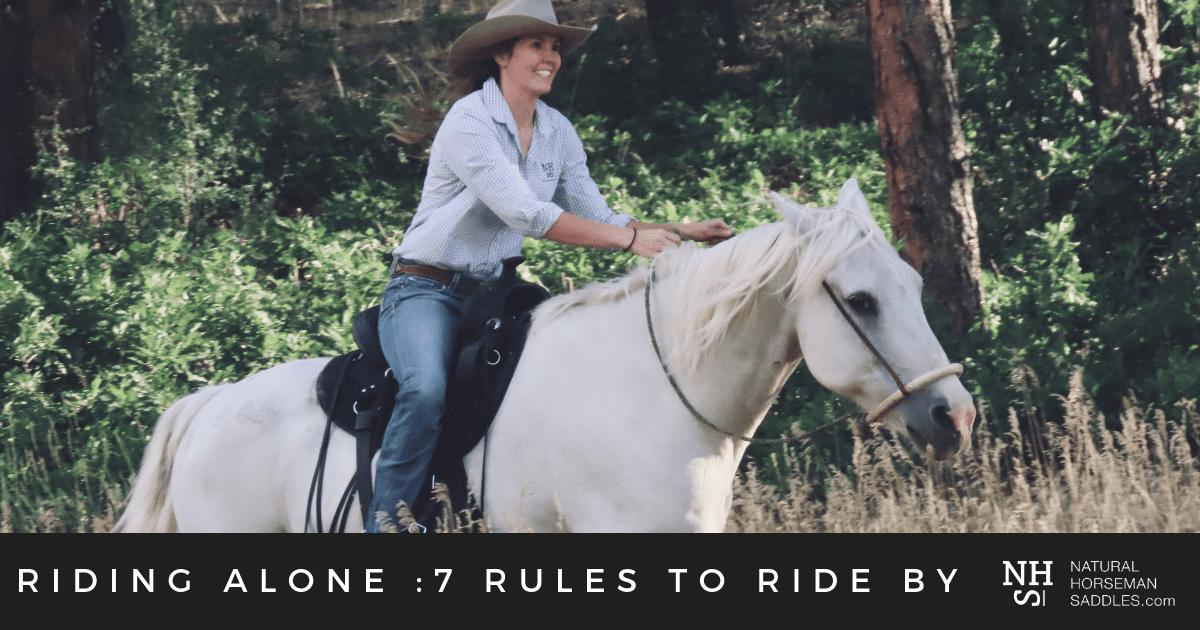 Riding Horses Alone