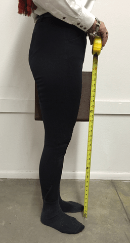 How to measure your inseam for western fenders
