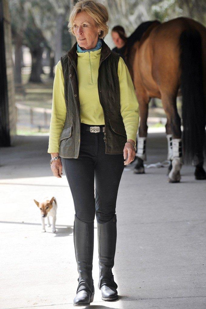 Letitia Glenn of Natural Horseman Saddles.
