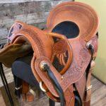 Australian Halfbreed Saddle by NHS